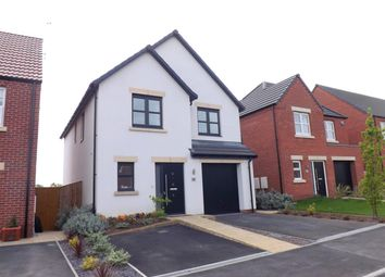 Thumbnail 4 bed detached house for sale in Wheatsheaf Way, Clowne, Chesterfield