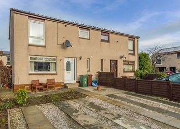 Thumbnail 3 bed semi-detached house for sale in Brunt Place, Dunbar