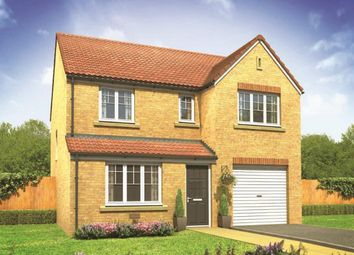 "Thumbnail 4 bed detached house for sale in ""The Longthorpe"" at Adlam Way, Salisbury"