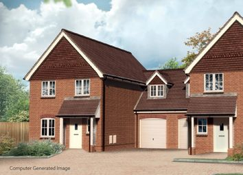 Thumbnail 4 bed semi-detached house for sale in Stockett Lane, Coxheath, Maidstone