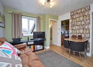 Thumbnail 1 bed flat for sale in Meadow Brook Close, Normanton