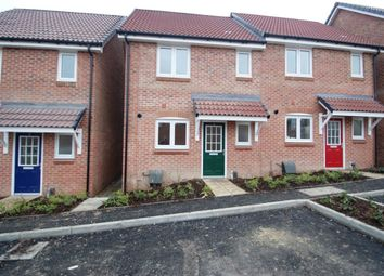 Thumbnail 2 bed semi-detached house to rent in Sawyer Close, Tidworth