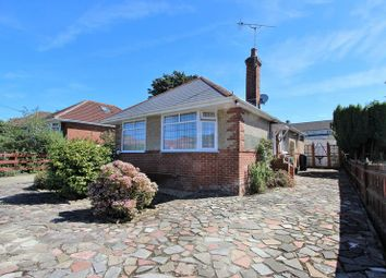 Thumbnail 4 bed detached bungalow for sale in Burns Road, Southampton