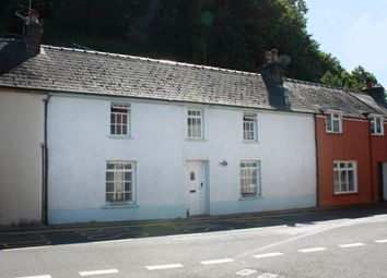 Thumbnail 4 bed cottage for sale in Newport Road, Lower Town, Fishguard