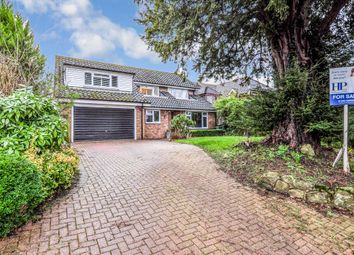 Thumbnail 5 bed detached house for sale in Banks Road, Crawley