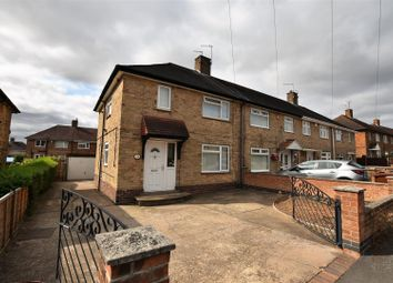 Thumbnail 3 bedroom end terrace house for sale in Widecombe Lane, Clifton, Nottingham