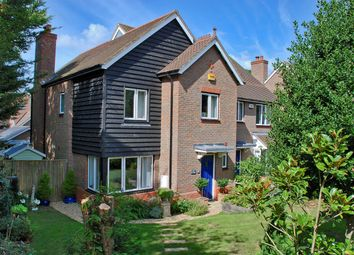 Thumbnail 4 bed semi-detached house for sale in Oakfield, Belmore Lane, Lymington