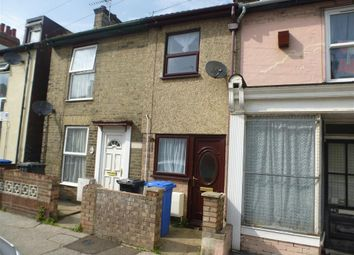 Thumbnail 2 bedroom terraced house to rent in Tonning Street, Lowestoft