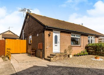 Thumbnail 2 bed semi-detached bungalow for sale in Arlington Road, Sully, Penarth