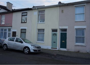 Thumbnail 2 bed end terrace house for sale in Boulton Road, Southsea