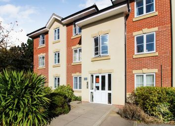 Thumbnail 2 bed flat for sale in Riverdale Court, London Road, Newbury