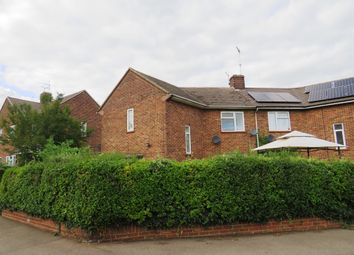 Thumbnail 2 bed semi-detached house for sale in Broad Close, Peterborough