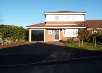 Thumbnail 4 bed property to rent in Ridgeway Close, Lowton