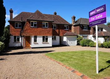 Thumbnail 5 bed detached house for sale in Redgate Drive, Bromley