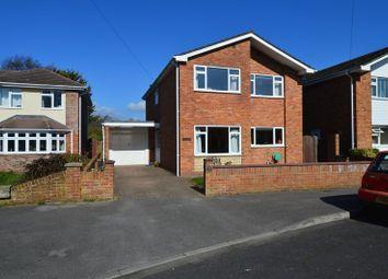 Thumbnail 4 bed detached house for sale in Plover Close, Stubbington, Fareham