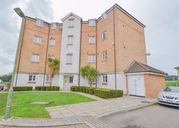 Thumbnail 2 bedroom flat to rent in Huron Road, Broxbourne