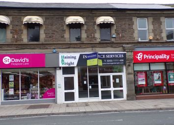 Thumbnail Property to rent in High Street, Blackwood