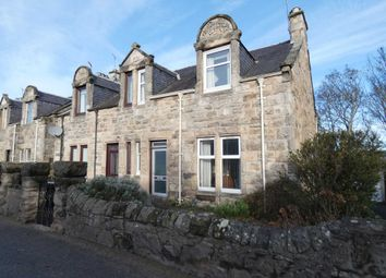Thumbnail 4 bedroom semi-detached house for sale in 27 West Road, Elgin