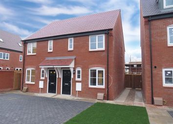 Thumbnail 2 bed semi-detached house for sale in Ashton Drive, Boulton Moor, Derby