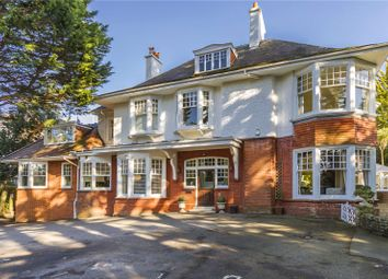 Thumbnail 3 bed maisonette for sale in West Overcliff Drive, Bournemouth, Dorset