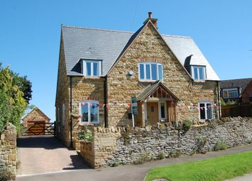 Thumbnail 4 bed detached house for sale in Hardwick Village, Hardwick, Wellingborough
