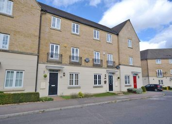 Thumbnail 4 bed terraced house to rent in Harlow Crescent, Oxley Park, Milton Keynes, Buckinghamshire