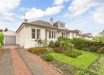 Thumbnail 3 bed bungalow for sale in 52 Orchard Drive, Orchard Brae, Edinburgh