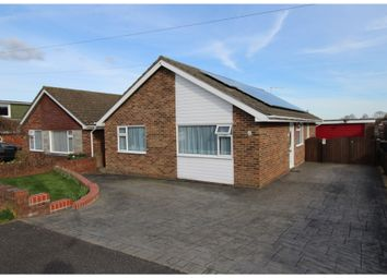 Thumbnail 2 bed detached bungalow for sale in Yardley Road, Hedge End, Southampton