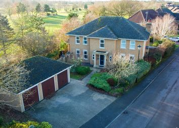 Thumbnail 5 bed detached house for sale in Turnberry Lane, Collingtree Park, Northampton