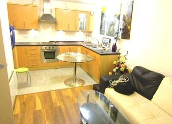 Thumbnail 3 bed flat to rent in Osiers Road, London
