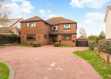 Thumbnail 6 bedroom detached house for sale in Daws Heath Road, Benfleet