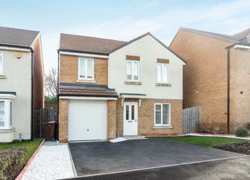 Thumbnail 4 bedroom detached house for sale in Ministry Close, Newcastle Upon Tyne