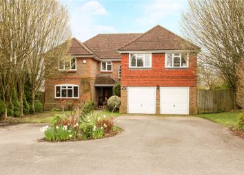 Thumbnail 5 bed detached house for sale in Church Road, Sunningdale, Ascot, Berkshire