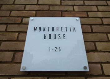Thumbnail 1 bed flat for sale in Montbretia House, Mill Green Road, Mitcham, Surrey