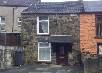 Thumbnail 2 bed terraced house to rent in Bridge Street, Abertillery