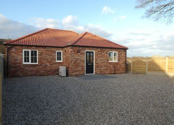 Thumbnail 2 bed detached bungalow for sale in Castle Road, Wormegay