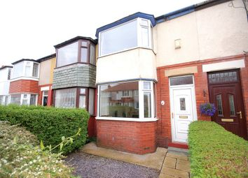 Thumbnail 3 bedroom terraced house for sale in Highbank Avenue, Blackpool
