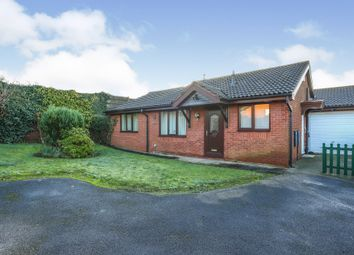 Thumbnail 2 bed detached bungalow for sale in Hill View Rise, Northwich