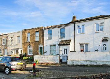 Thumbnail 4 bedroom terraced house to rent in Wellington Street, Gravesend, Kent