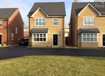 Thumbnail 3 bed detached house to rent in Laburnum Grove, St. Helen Auckland, Bishop Auckland