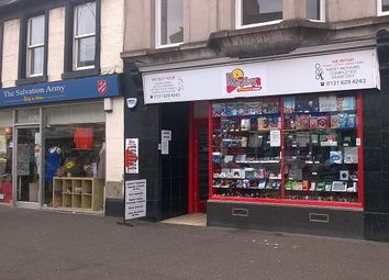 Thumbnail Retail premises for sale in High Street, Musselburgh