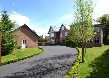 Thumbnail 5 bedroom detached house for sale in Hale Road, Hale Barns, Altrincham
