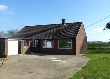Thumbnail 3 bed bungalow to rent in Dovecote Farm Lodge, Turvey Road, Astwood