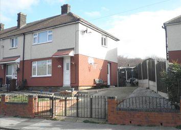 Thumbnail 2 bed town house for sale in Poplar Street, Grimethorpe, Barnsley