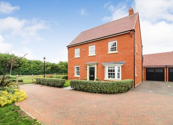 Thumbnail 4 bed detached house for sale in Smiths Mews, Kempston, Bedford