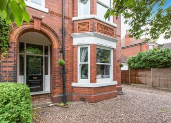 Thumbnail 4 bed semi-detached house for sale in Crewe Road, Alsager, Stoke-On-Trent, Cheshire