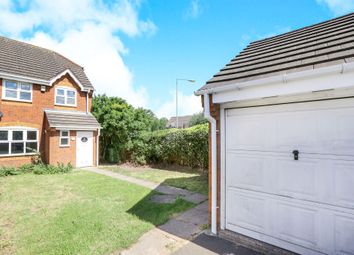 Thumbnail 3 bedroom semi-detached house for sale in Paddock View, Dunstall Park, Wolverhampton