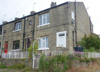 Thumbnail 1 bed end terrace house to rent in Field Top, Bailiff Bridge