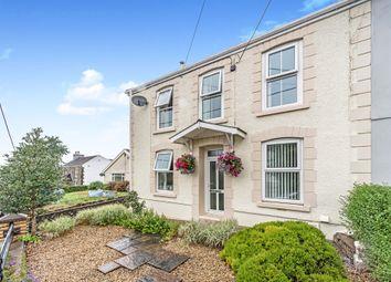 4 bed semi-detached house for sale in Llannant Road, Gorseinon, Swansea SA4