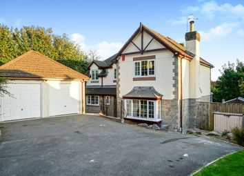 Thumbnail 4 bed detached house for sale in Howards Way, Woodlands, Ivybridge